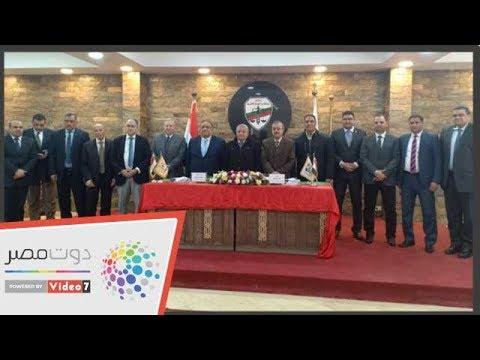 نادى النيابة الإدارية يوقع بروتوكول تعاون مع معهد الملكية الفكرية بجامعة حلوان  - نشر قبل 24 دقيقة