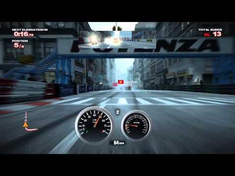 Project Gotham Racing 4 [Xbox 360] - East Coast Masters