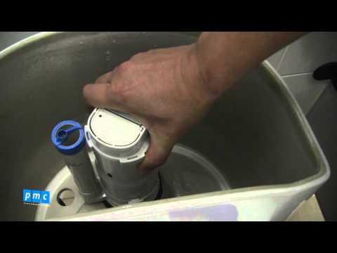 PMC - Hướng dẫn lắp đặt van xả nước bồn cầu