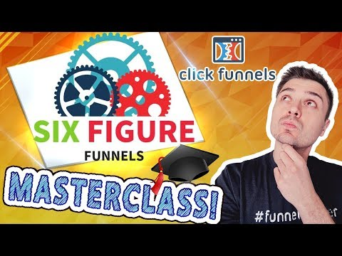 What Is SIX FIGURE FUNNELS? And HOW It Can SKYROCKET Your Ecommerce Success In 2018!!!