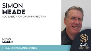 Simon Meade | ACC subsidy for crash protection