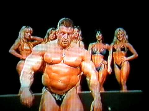 Dorian Yates at FIBO - YouTube