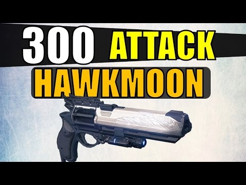 300 Attack Hawkmoon! Is It Worth Upgrading?