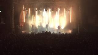 Parkway Drive - Destroyer Live - IRE Tour 2016