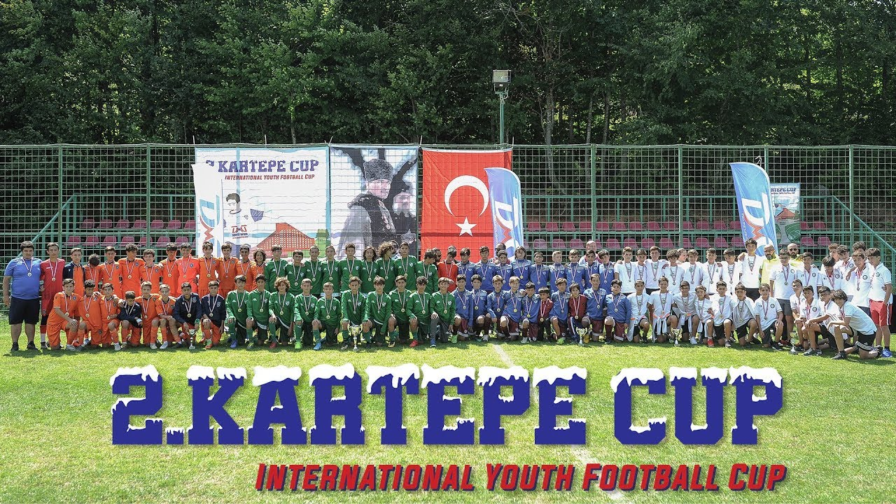 2.Kartepe Cup - International Youth Football Cup - 2019