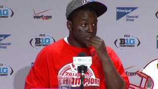 Big Ten Championship: Wisconsin Postgame Press Conference