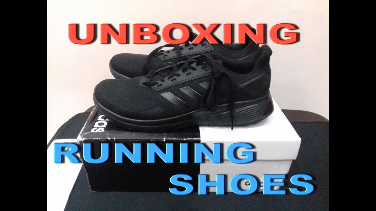 ADIDAS DURAMO 9 unboxing