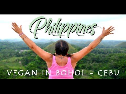 PHILIPPINES - Vegan Survival Travel Guide // BOHOL - CEBU