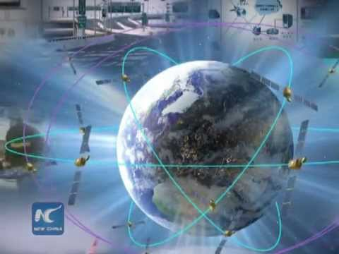 Beidou satellite navigation system to track flights