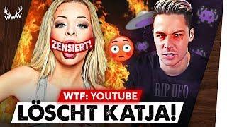 WTF: YouTube LÖSCHT Katja! • FAN-ANGRIFFE auf Rewi & Co.! | #WWW