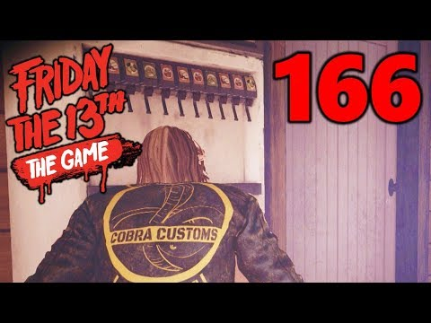 [166] Save Me Soda Machine! (Let's Play Friday The 13th The Game)