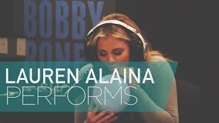Lauren Alaina Sings an Alicia Keys Song on Helium