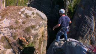 Eastern Europe Part Two - Tower Jumping - from The Sharp End by Sender Films
