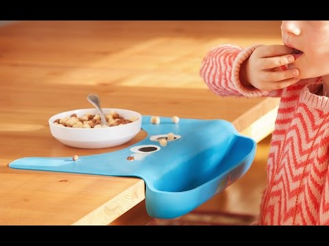 The Cibo - Crumb-Catching Placemat