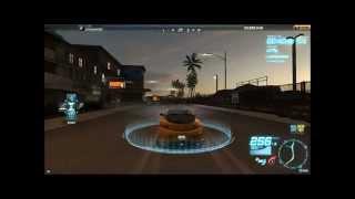 NFS World - Renault Sport Megane R.S (vs Chevrolet El Camino SS)