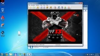 How To Play WWE 13 On PC