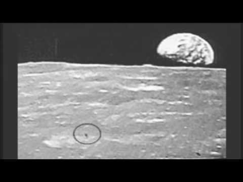 FOOTAGE - Someone Was On Our Moon Before We 1st Landed!