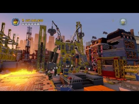 The LEGO® Movie - Videogame Chapter13: Back From Reality |