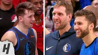 Luka Doncic IMPOSSIBLE Shot to Tie the Game | Mavericks vs Trail Blazers - December 23, 2018