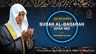 Gambar cover Al Baqarah ayat 183 - Zain Abu Kautsar