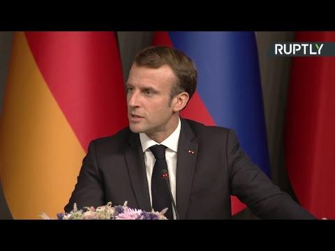 Путин, Эрдоган, Меркель и Макрон подводят итоги переговоров по Сирии — LIVE