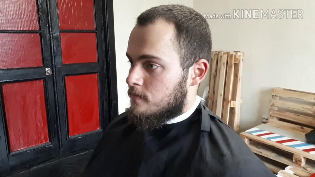 фото короткой бороды