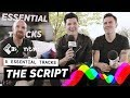 The Script about being Irish: we won't fight you, we'll get you drunk | 5 Essential Tracks
