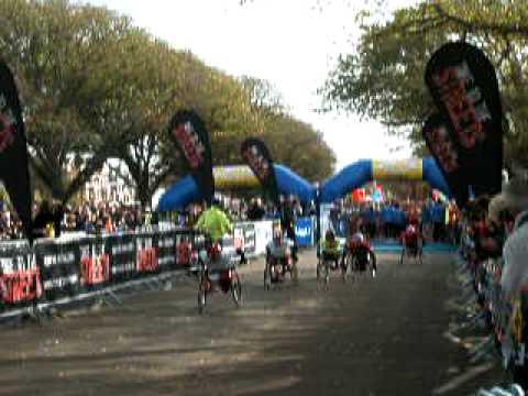Jack Binstead Wheelchair Racing