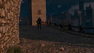 Ведьмак 3 Дикая Охота (Уроки фехтования) #56
