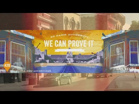 """Las Vegas hoping """"Damn Authentic"""" campaign earns city attention"""