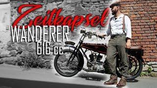 Edelweiss - Wie ist man vor 100 Jahren Motorrad gefahren?