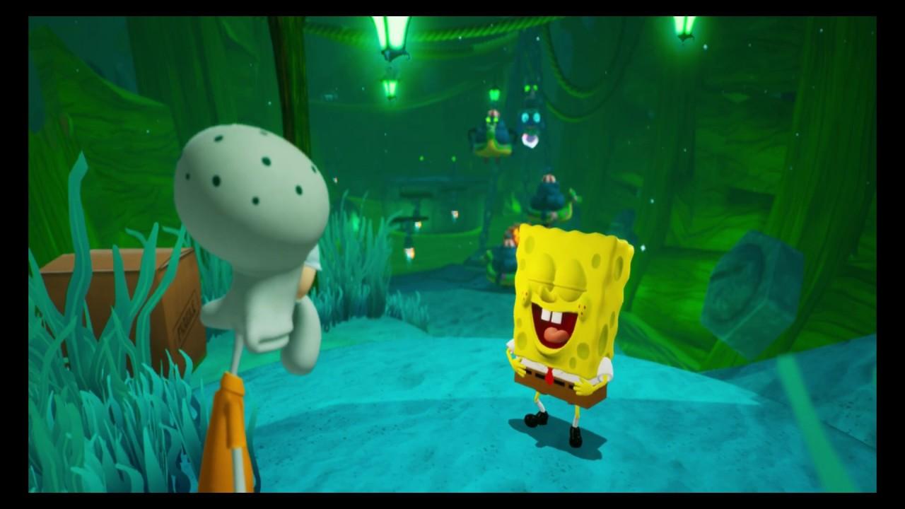 Spongebob's Laugh