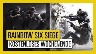 Tom Clancy's Rainbow Six Siege - Spiele kostenlos vom 15. bis zum 18. Februar! | Ubisoft [DE] thumbnail