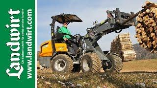 Hoflader Giant V452T HD | landwirt.com