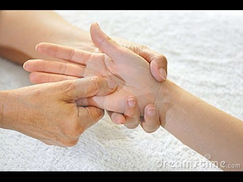 How To Do Self Hand Reflexology