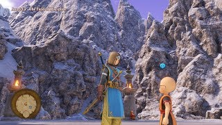 Dragon Quest XI: Last Hama Trial in 25 turns
