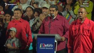 Մադուրոն վերընտրվեց Վենեսուելայի նախագահի պաշտոնում