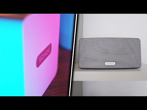 The BEST Multi Room Music System! (Sonos 2016 Review)