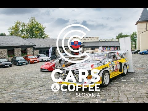 Cars & Coffee Slovakia  Autumn 2017 - First Event - Official Video