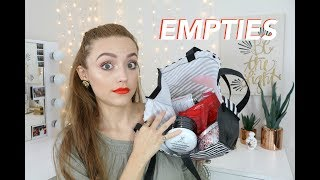 Products I've Used Up + Would I Repurchase?! thumbnail
