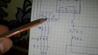 schema de montage pompe immergée avec 2 flotteur بالدرجة المغربية