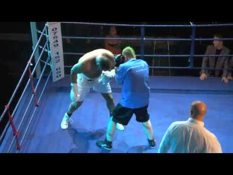 Tim Witherspoon V Jim Hemmings (UNCUT - FULL FIGHT) / CHARITY BRAWL / iFILM LONDON