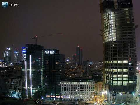 VARSO Tower - Warszawa - LIVE 24/7
