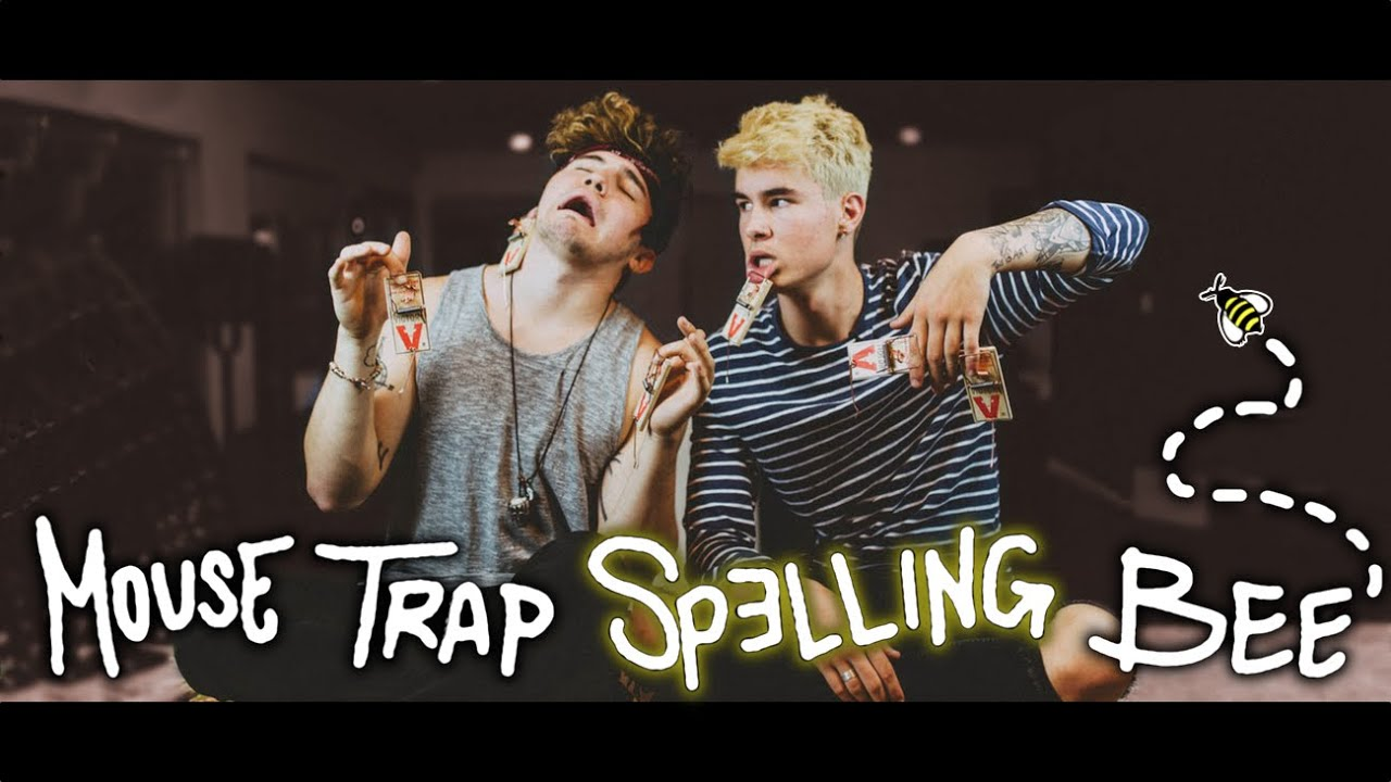 mouse trap challenge jc and kian meet