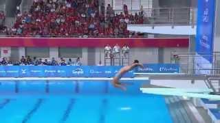 Kejadian lucu dan memalukan atlet loncat indah filipina