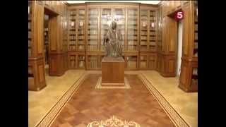 Библиотека Вольтера. Экскурсии по Петербургу. Утро на 5