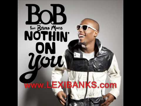 BOB feat Bruno Mars  Nothin On You Instrumental FREE DOWNLOAD Hotnewhiphop