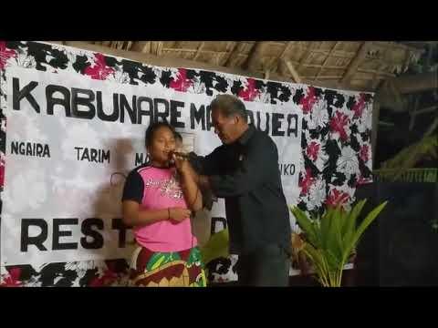 2018 Kiribati Kabunare Marouea Rip Song