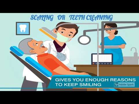 Teeth cleaning or Scaling!! All you need to know!