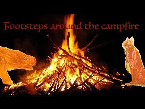 Footsteps Around the Campfire sneak peak